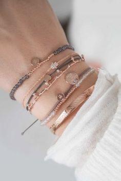 4Pc Ananas Licorne Turtle Shell Bracelet Breloque Set Pour Femmes Perle Corde Bracelet