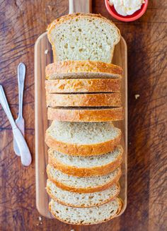 Soft and Fluffy Sandwich Bread