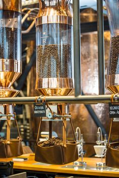 Starbucks Reserve Roastery and Tasting Room in Seattle