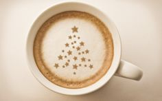 Holiday Lattes in the Crock Pot - gingerbread latte, peppermint mocha, eggnog latte and pumpkin spice latte.from Keeper of the Home Coffee Art, Coffee Time, Coffee Shop, Coffee Lovers, Coffee Break, Happy Coffee, Tea Time, Coffee Mugs, Christmas Coffee