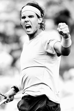 Rafael Nadal. (Nike Tennis on Facebook)