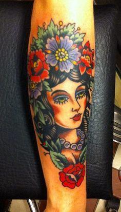 flower headress