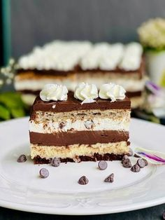 Food Cakes, Vanilla Cake, Nutella, Cake Recipes, Bacon, Food And Drink, Ice Cream, Sweets, Candy