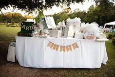 A South Carolina Wedding at Old Wide Awake Plantation Gift Table Wedding, Wedding Table Seating, Our Wedding, Dream Wedding, Wedding Ideas, Southern Wedding Gifts, Baby Shower, Bridal Shower, Alaskan Wedding