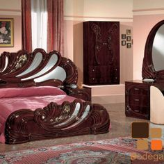 Escoger producto camas talladas pinterest camas de - Bodega del mueble ...