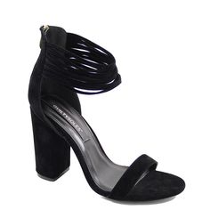 The Sierra Block Heel is the perfect summer shoe to take you from day to night, and work to vacation!