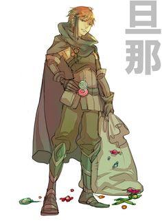 Gaius from Fire Emblem: Awakening