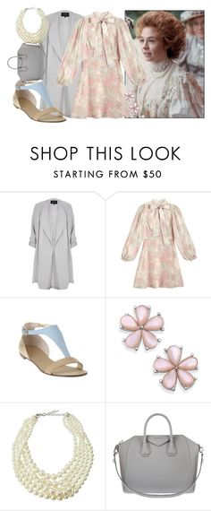 """""""Diana's Wedding"""" by erin-wright-1 on Polyvore featuring River Island, Jill Stuart, Emily & Ashley and Givenchy"""