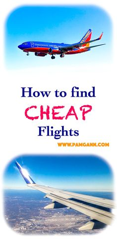 Before you overspend on airline tickets, make sure you are getting the best deal. Knowing when to buy and where to buy can save you lots of money. Finding cheap flights is easier than most people think.