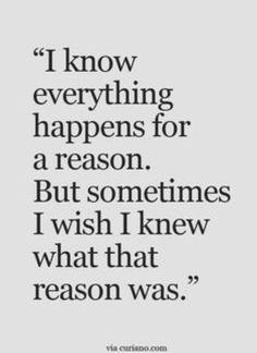 I do sometimes wonder