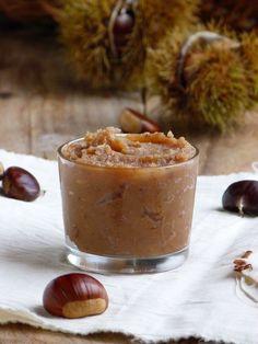 Chic, chic, chocolat...: Confiture de châtaignes