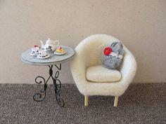 teeny tiny tea set    fridayfelts: