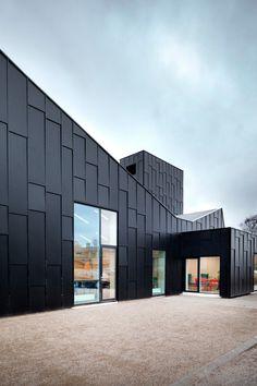 Centro Cultural y Librería / Primus Architects, Cortesía de Primus Architects
