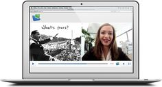 Present.meis your slides, and a video of you presenting them, side by side, on the screen at the same time. On demand, it's available to view whenever it suits the viewer. Think YouTube meets Slideshare.It's cloud-based; no need to install anything, it all happens in your browser.