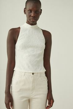 Garter Belts Popular Brand Rachel Comey Gyre Skirt Size 2 Fringe Ivory Fashionable And Attractive Packages