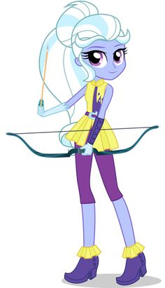 AU Archery Sugarcoat by xebck
