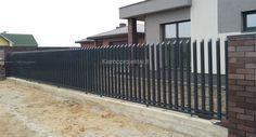 Profilinės tvoros | kiemoprojektai.lt