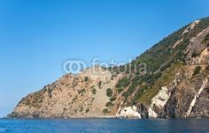 Promontory On The Sea, Elba Island