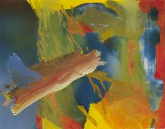Gerhard Richter » Art » Paintings » Abstracts » Abstract Painting » 455-1
