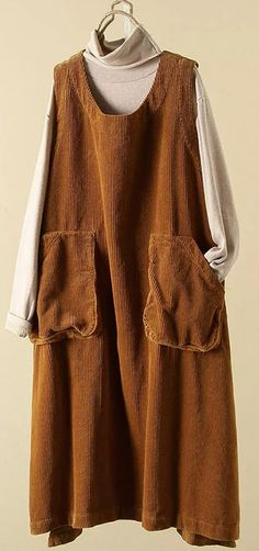 Casual Women Corduroy Loose Pure Color Split Hem Sleeveless Dress Source by alycejnicholls women dress Cute Dresses, Casual Dresses, Cool Outfits, Fashion Outfits, Tee Dress, Wedding Dress, Textiles, Clothes For Women, My Style