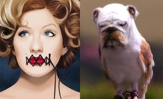25 Creative Photo Manipulation works done by Photoshop - Awesome collection. Follow us www.pinterest.com/webneel