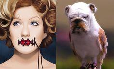 28 incríveis manipulações realizada no photoshop