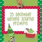 These 25 writing journal prompts are to be cut and glued to the top of a student's writing journal. Made for first, second, or third grade, but c...