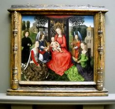 Mary and Jesus Photo: Taken at the Metropolitan Museum of Art. This Photo was uploaded by adalbum Hans Memling, Jesus Photo, Mary And Jesus, Madonna And Child, Metropolitan Museum, Painting, Art, Painting Art, Paintings