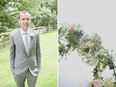 A David Fielden Gown For A Rob Ryan, Midsummer Nights Dream Inspired Wedding...