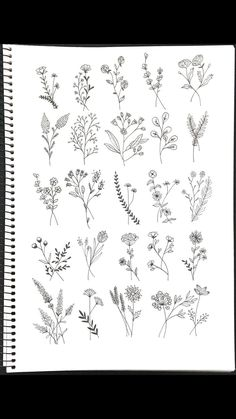 Wildflower Tattoo Ideen Flower Tattoo Designs - flower tattoos - The World Heart Tattoo, Tattoo Sleeve Designs, Tattoos, Body Art, Line Tattoos, Flower Tattoo Designs, Sleeve Tattoos, Wildflower Tattoo, Tattoo Designs