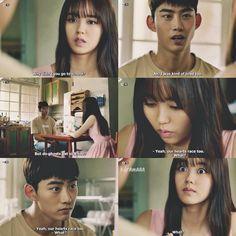 Let's Fight Ghost episode 7  _  #letsfightghost #싸우자귀신아 #koreandrama #kdrama #thekdramaticsfamily #dramagalaxy #kimsohyun #taecyeon #tvn #택연 #김소현