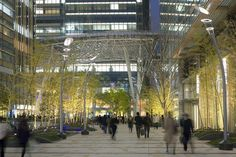 Tokyo Midtown Project - Architizer; explore, collect and source architecture