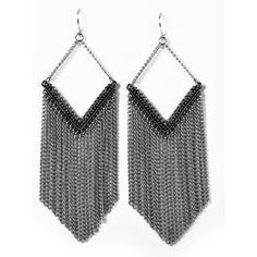 Jules Smith Gypsy Fringe Earrings ($85) ❤ liked on Polyvore featuring jewelry, earrings, accessories, brincos, aros, gypsy jewelry, fringe earrings, earrings jewelry, jules smith and fringe jewelry