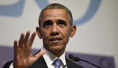 Obama says gun control to be top issue of final year