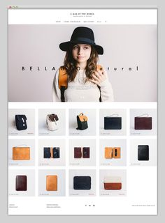 A man of few words –Handcrafted leather accessories - http://mindsparklemag.com/?websites/a-man-of-few-words-handcrafted-leather-accessories.html
