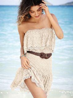 Beach dress @ victoria secret