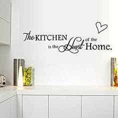 Lchen Removable The Kitchen Wall Sticker Decal Home Decoration