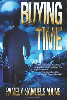 Buying Time (Angela Evans Series No. 1)