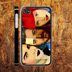 iphone 4 4s case Paramore iphone 4 4s case black or by VLZshop, $13.50