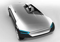 Audi Future Elements - UID. Design sketch Irfendy Mohamad.