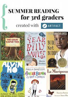 Collection | 3rd grade summer reading