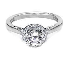 Stunning Tacori Ring Available at www.stevepadisjewelry.com