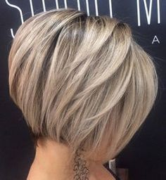 Bob Hairstyle for Fine Hair frisuren feines haar 15 Bob Hairstyles for Fine Hair Stylish Short Hair, Short Hairstyles For Thick Hair, Layered Bob Hairstyles, Haircut For Thick Hair, Short Bob Haircuts, Natural Hairstyles, Funky Hairstyles, Trending Hairstyles, Medium Hairstyles