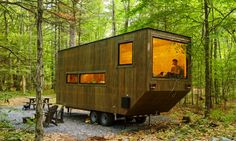 Harvard University-based startup Getaway is helping to grow the Tiny House…