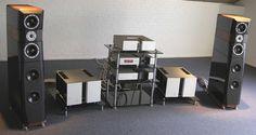 Fotos de sistemas de audio de todo tipo / Pictures of Audio Settings / Аудио-системы в фотографиях - Página 8