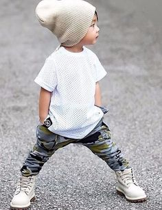 Toddler boy fashion @KortenStEiN