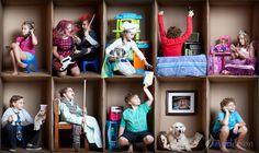 Fun kid photography idea