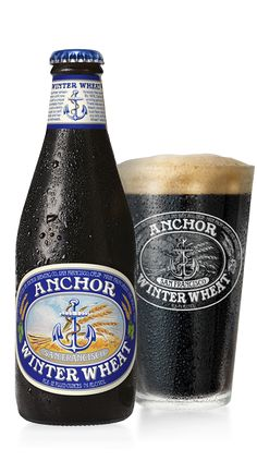 Anchor Brewing | Anchor Winter Wheat - Solid brew. Good taste. Fresh. Nothing objectionable.