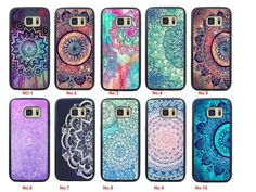 Mandala Pattern Case Cover for Samsung Galaxy 4 5 6 7 Edge Plus 3 4 5 Samsung S7 Edge Cases, Samsung Galaxy S3, Galaxy S7, Mandala Pattern, Cell Phone Cases, Shenzhen China, Iphone, Patterns, Cover