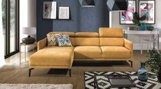 Moderná sedacia súprava SIDOLO. Možné objednať vo viac ako 1000 druhov poťahových látok. Doprava už od 5€ Couch, Board, Furniture, Home Decor, Settee, Decoration Home, Sofa, Room Decor, Home Furnishings